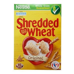 Nestle Shredded Wheat, 16pcs
