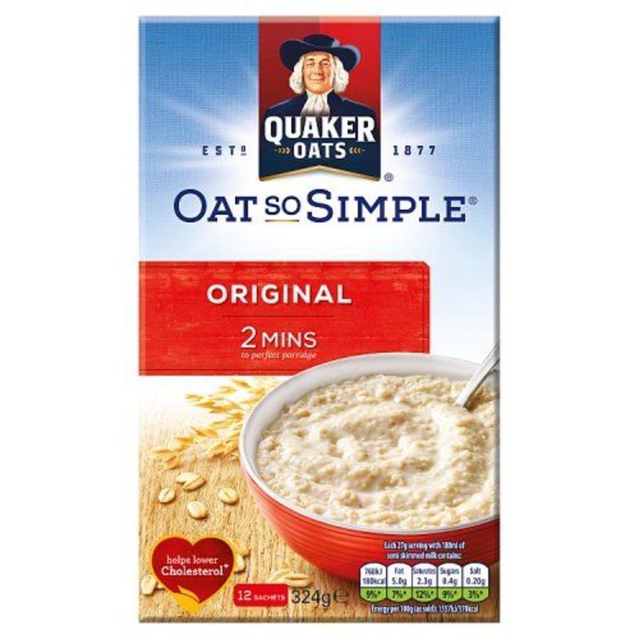 Oat So Simple Original, 324g