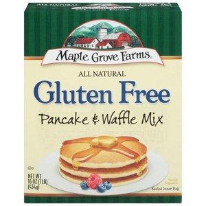Maple Grove Farms Gluten Free Pancake Mix, 454g