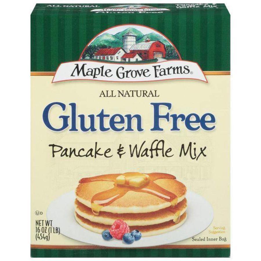 Gluten Free Pancake Mix, 454g