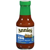 Organic BBQ Sauce, 340g