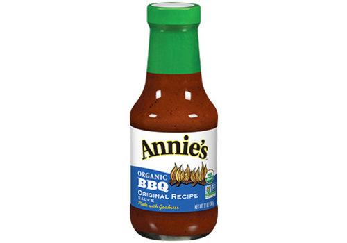 Annie's Organic BBQ Sauce, 340g