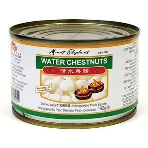 Whole Water Chestnuts, 227g