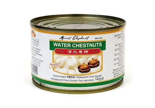 Water Chestnuts, 142g