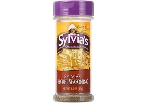 Sylvia's Sylvia's Secret Seasoning, 43g