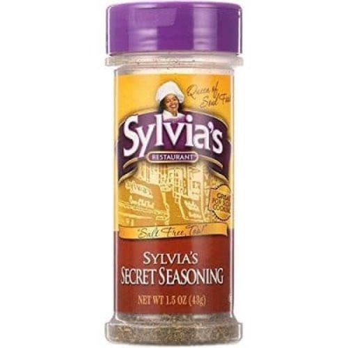 Sylvia's Sylvia's Secret Seasoning, 43g