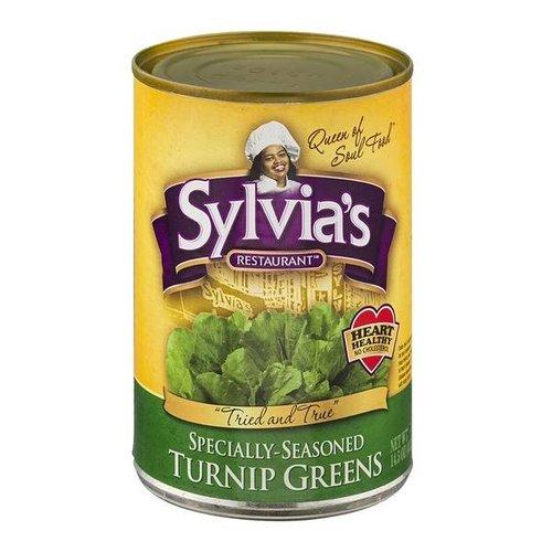 Sylvia's Turnip Greens, 411g