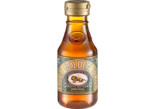 Tate & Lyle Golden Syrup Pouring Bottle, 454g