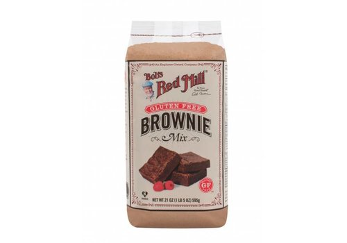 Bob's Red Mill Gluten Free Brownie Mix, 595g