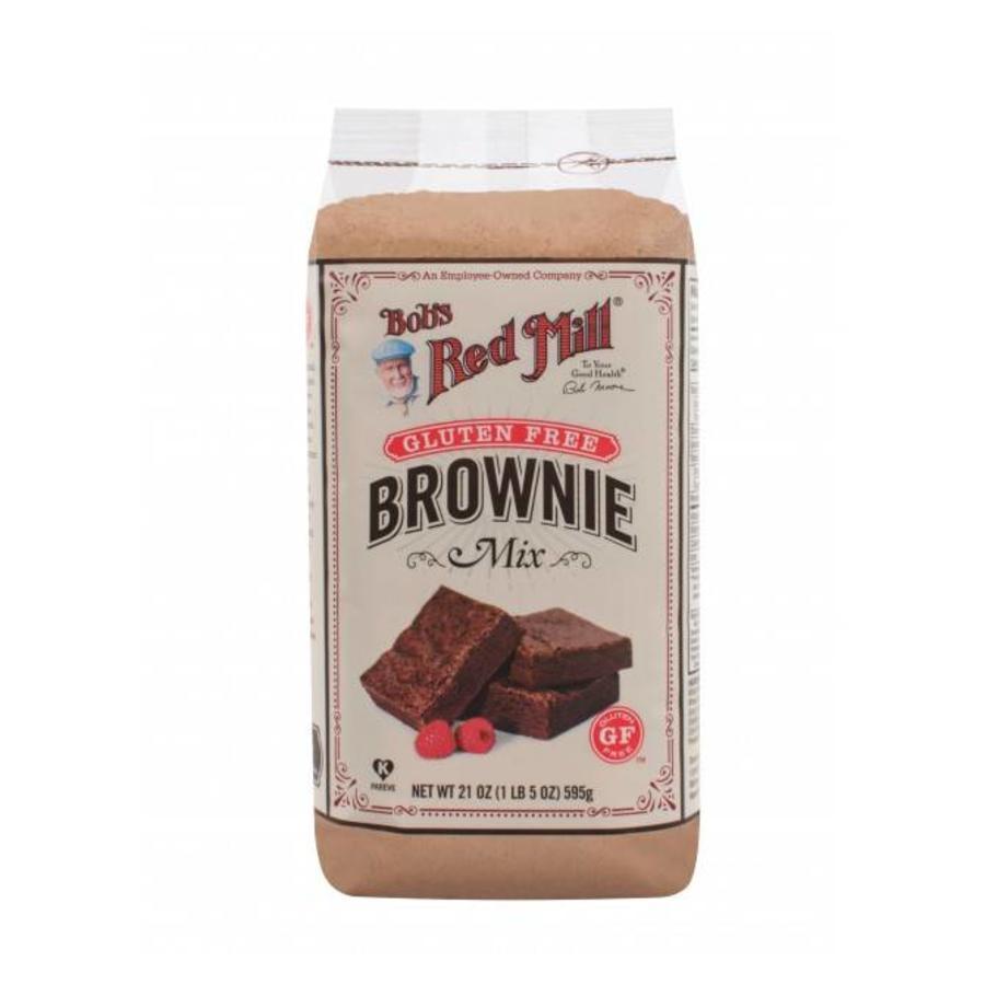 Gluten Free Brownie Mix, 595g