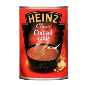 Heinz Oxtail Soup. 400g
