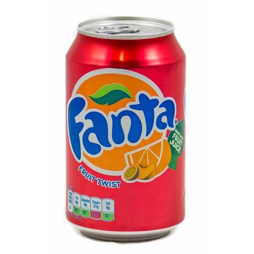 Fanta Fruit Twist, 330ml