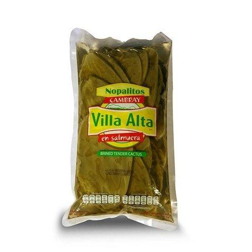Villa Alta Whole Nopalitos Cambray, 500g