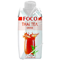 Foco Thai Tea Drink, 330ml