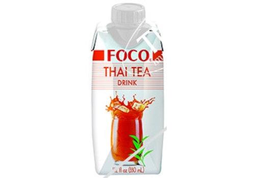 Foco Foco Thai Tea Drink, 330ml