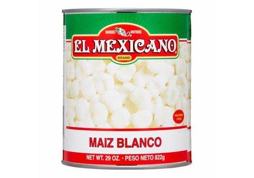 El Mexicano Maiz Blanco, 822g