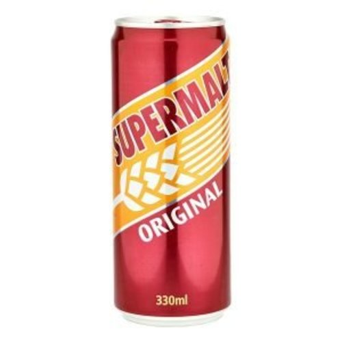 Supermalt Supermalt Blik, 330ml