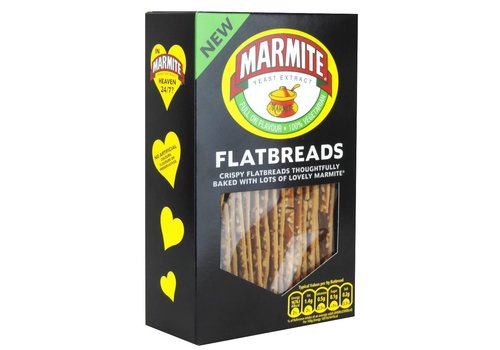 Marmite Flatbreads, 140g