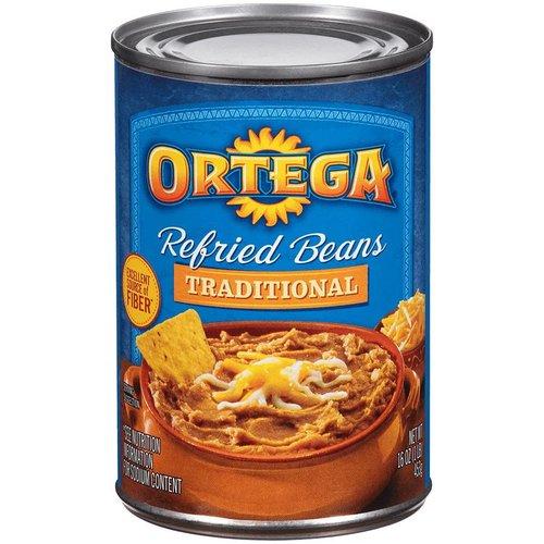 Ortega Refried Beans, 453g