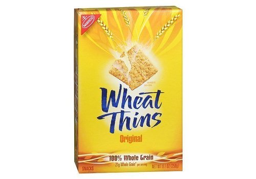 Nabisco Wheat Thins, 258g