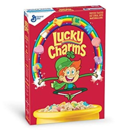 General Mills Lucky Charms, 298g