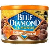 Blue Diamond Honey Roasted Almonds, 170g