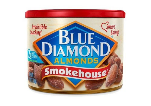 Blue Diamond Almond Smokehouse, 170g