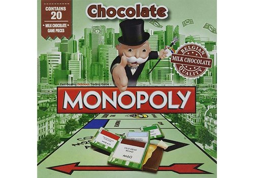 Monopoly Milk Chocolate Game