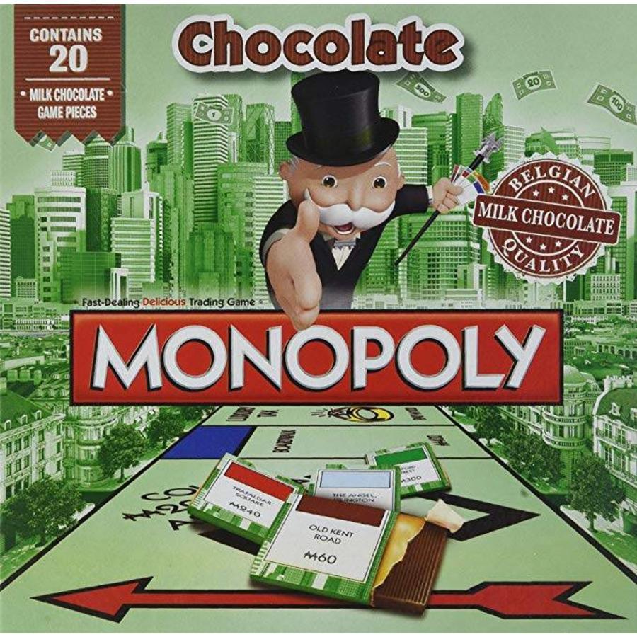 Monopoly Milk Chocolate Game