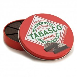 Mcilhenny Tabasco Spicy Chocolate, 50g
