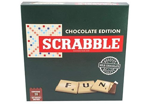 Scrabble Milk Chocolate Edition, 90g