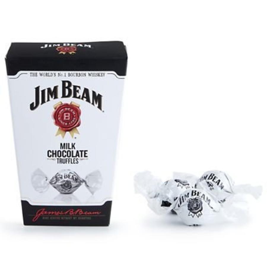 Jim Beam Milk Chocolate Truffles, 130g