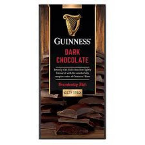 Guinness Guinness Dark Chocolate, 90g