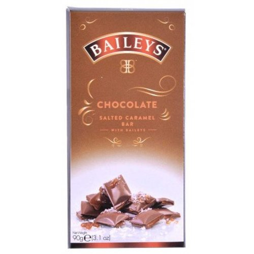 Baileys Salted Caramel Chocolate Bar, 90g