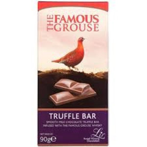 Famous Grouse Chocolate Truffle Bar, 90g