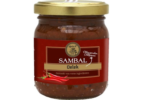 Spice it Sambal Oelek, 200g