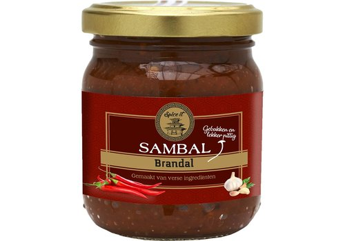 Spice it Sambal Brandal, 200g