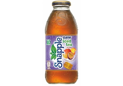 Snapple Mango Passionfruit, 473ml