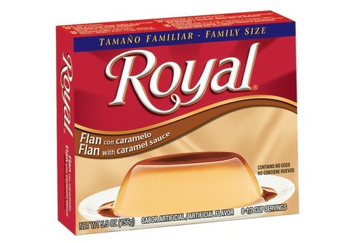 Royal Flan, 156g