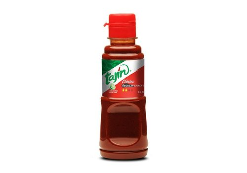 Tajin Clasico Hot Snack Sauce, 170ml