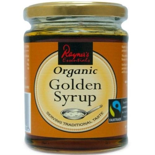 Fairtrade Organic Golden Syrup, 340g