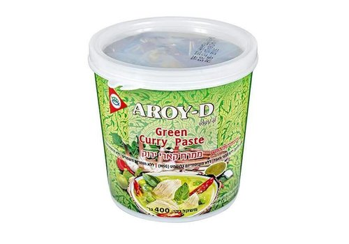 Aroy-D Green Curry Paste, 400g