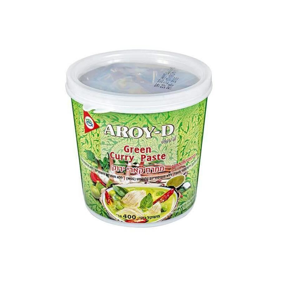 Green Curry Paste, 400g