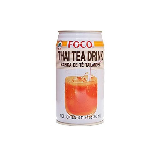 Foco Thai Tea Drink, 350ml