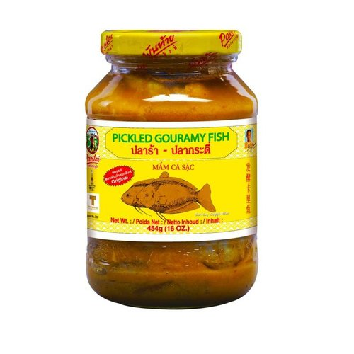 Pantai Pickled Gouramy Fish, 454g