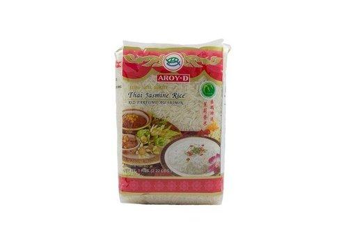 Aroy-D Thai Jasmine Rice, 1kg