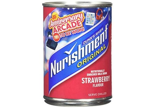 Nurishment Strawberry, 370ml