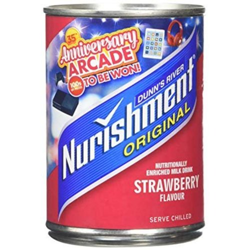 Nurishment Strawberry, 370ml