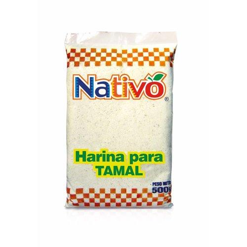 Nativo Harina Para Tamal, 500g