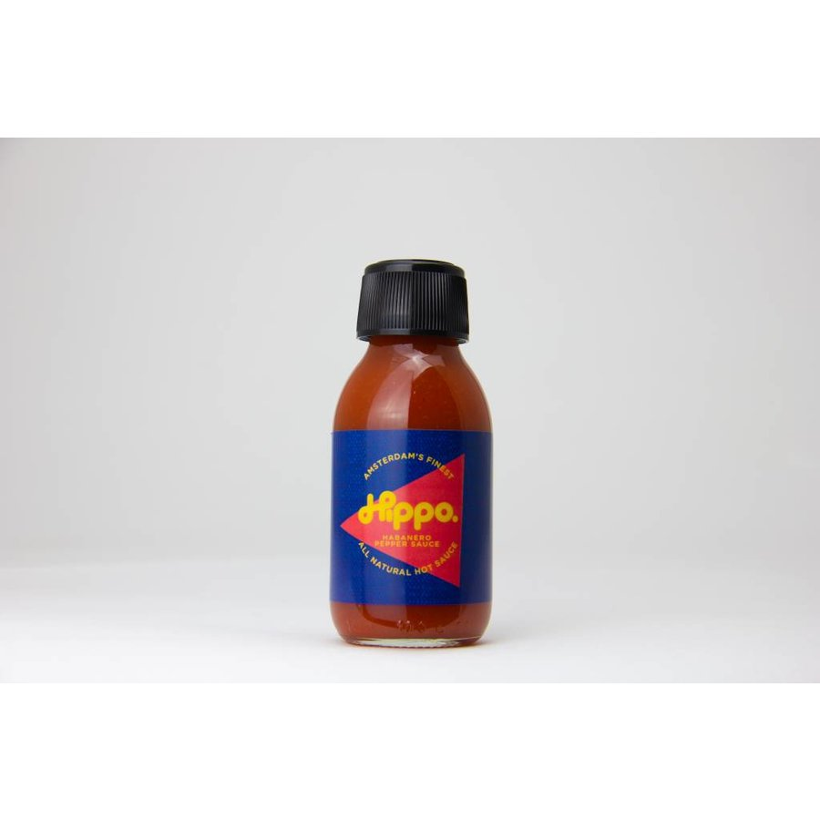 Hippo Habanero Pepper Sauce, 100ml